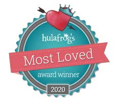 Hula Frog's Most Loved